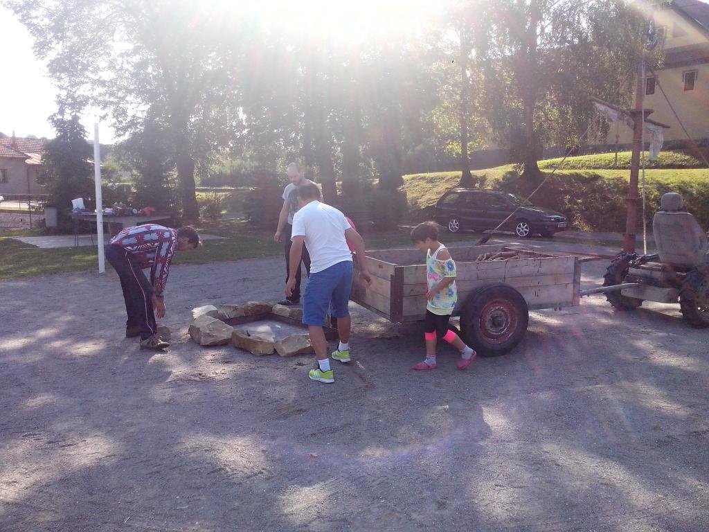 Širokodolské buřtování 2015
