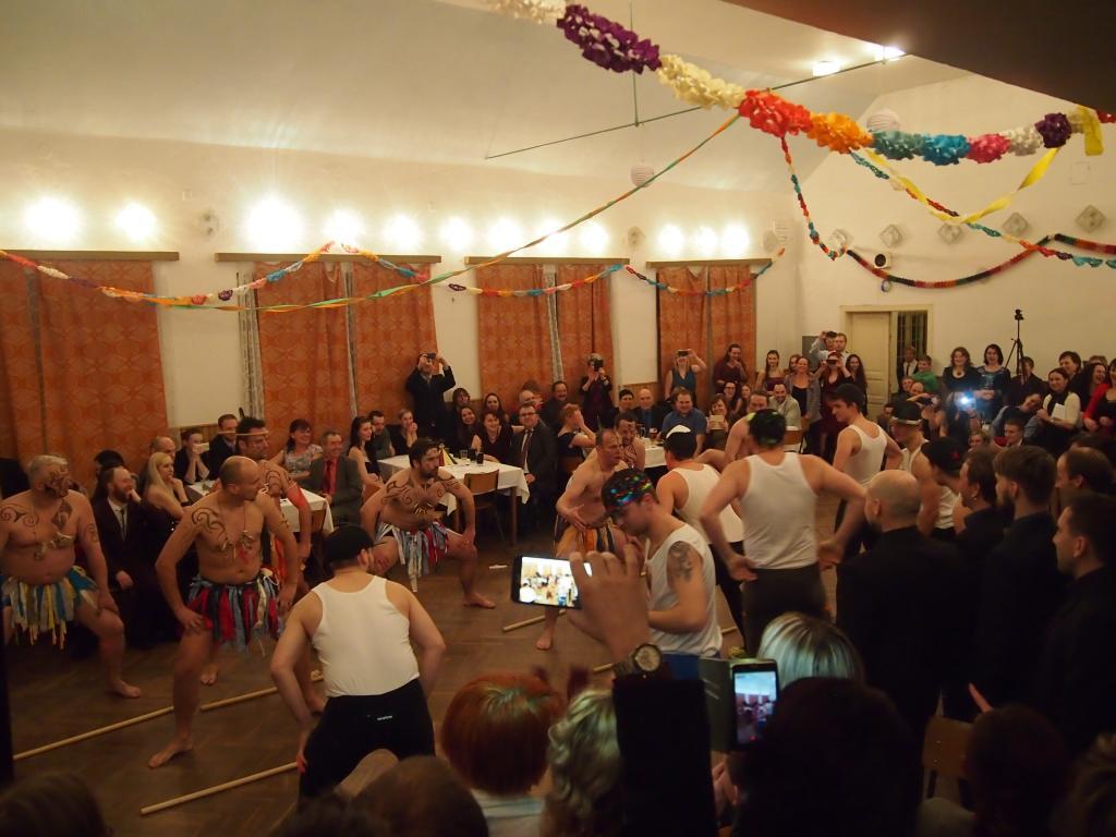 III. poslední ples 2017