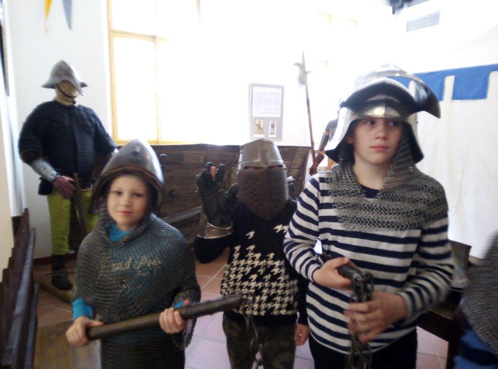 Návštěva muzea v Poličce